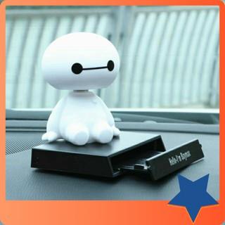 Mô hình BAYMAX BIGHERO giá đỡ điện thoại , trang trí bàn làm việc