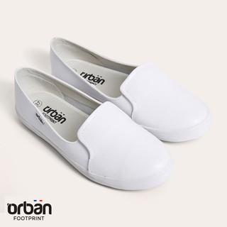 Giày slipon nữ Urban UL1715 trắng