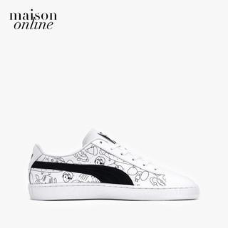 [Mã FASHIONBMS12 giảm 15% tối đa 500K đơn từ 1 triệu] PUMA - Giày sneaker Puma x Tyakasha Basket 370125-01 thumbnail