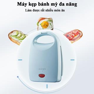 Máy Nướng Bánh Mì Mini, Máy Làm Bánh Sandwich, Kẹp Bánh Mì