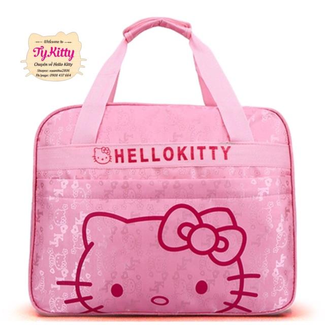 Túi đựng đồ Hello Kitty - 2422262 , 1180288818 , 322_1180288818 , 199000 , Tui-dung-do-Hello-Kitty-322_1180288818 , shopee.vn , Túi đựng đồ Hello Kitty