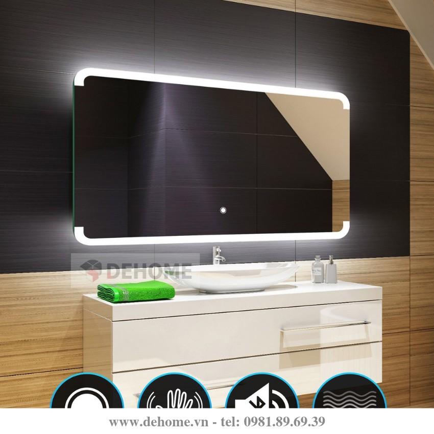 Gương LED cảm ứng Dehome D078