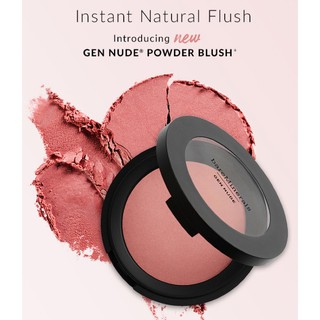 Phấn má hồng khoáng BareMinerals Gen Nude Powder Blush minisize