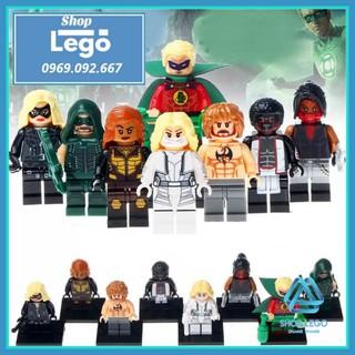 Xếp hình Green Lantern MiniFigures Lego Xinh X0175 thumbnail