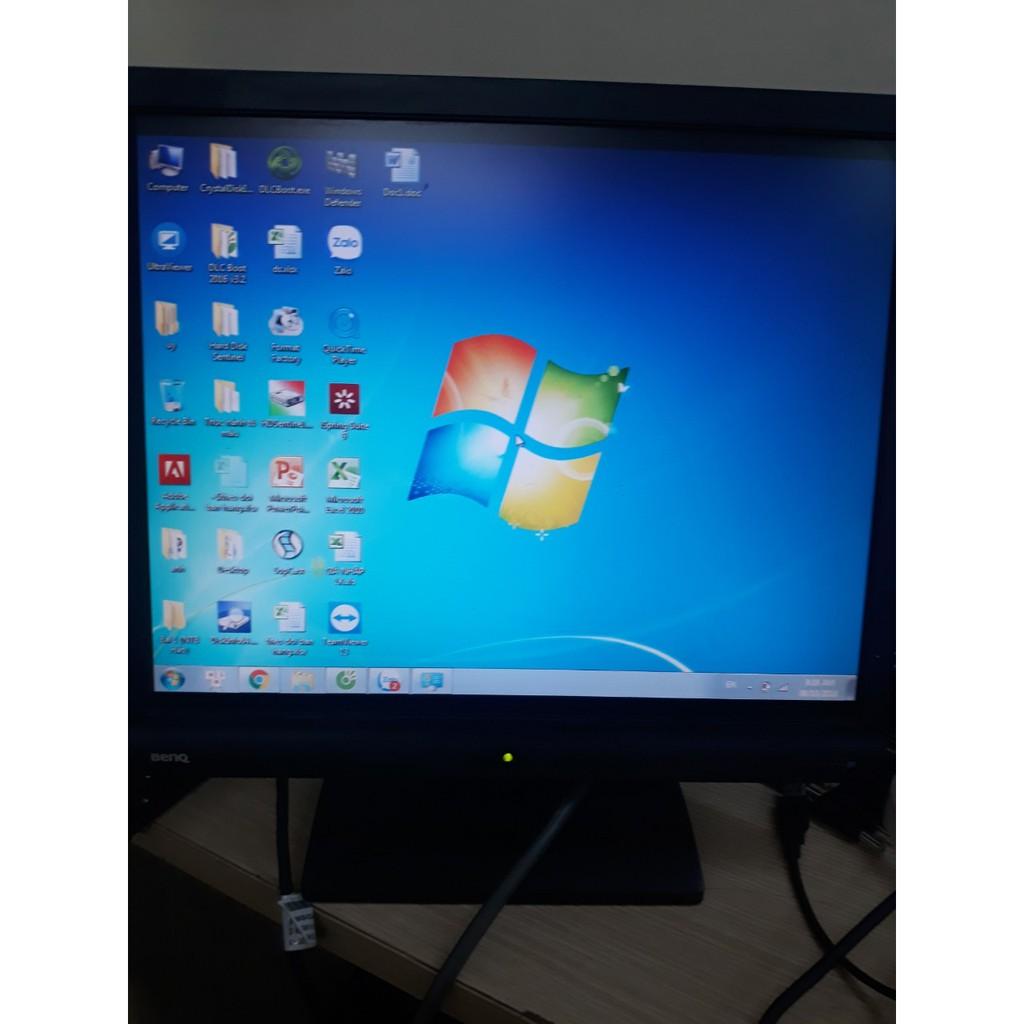 Màn hình máy tính 17in sước nhẹ