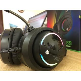 [RẺ VÔ ĐỊCH]-KHÔNG HAY KHÔNG LẤY TIỀN. Tai nghe máy tính chơi game Tuner USB 7.1 âm thanh vòm,có mic,CHÍNH HÃNG BH 1 NĂM