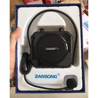 Máy Trợ Giảng Zansong M80 - Loa Trợ Giảng Dòng Micro Không Dây Bluetooth