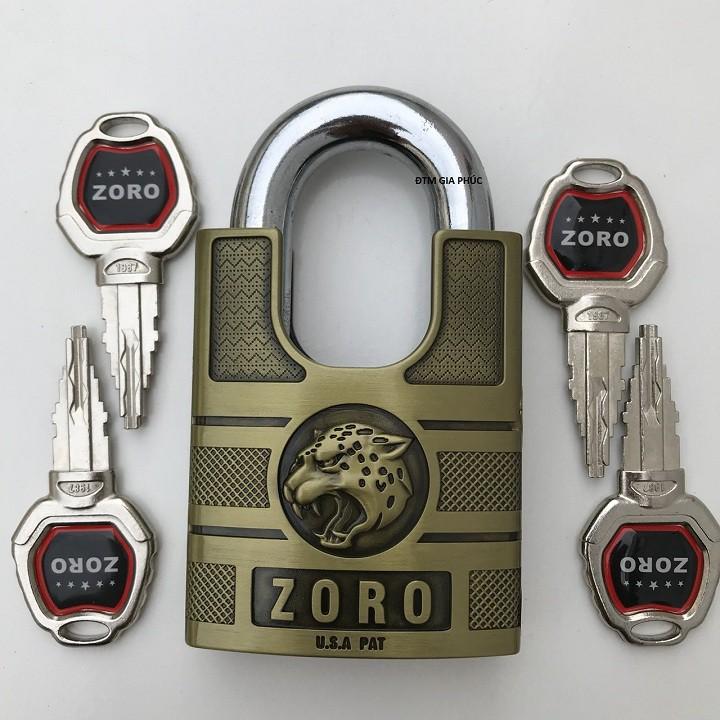 Ổ khóa 6 phân chống cắt chống trộm chìa xe hơi