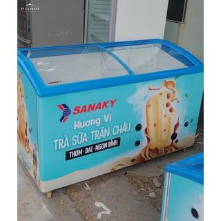 Tủ đông sanaky 405L, hàng như mới, Miễn phí giao hàng