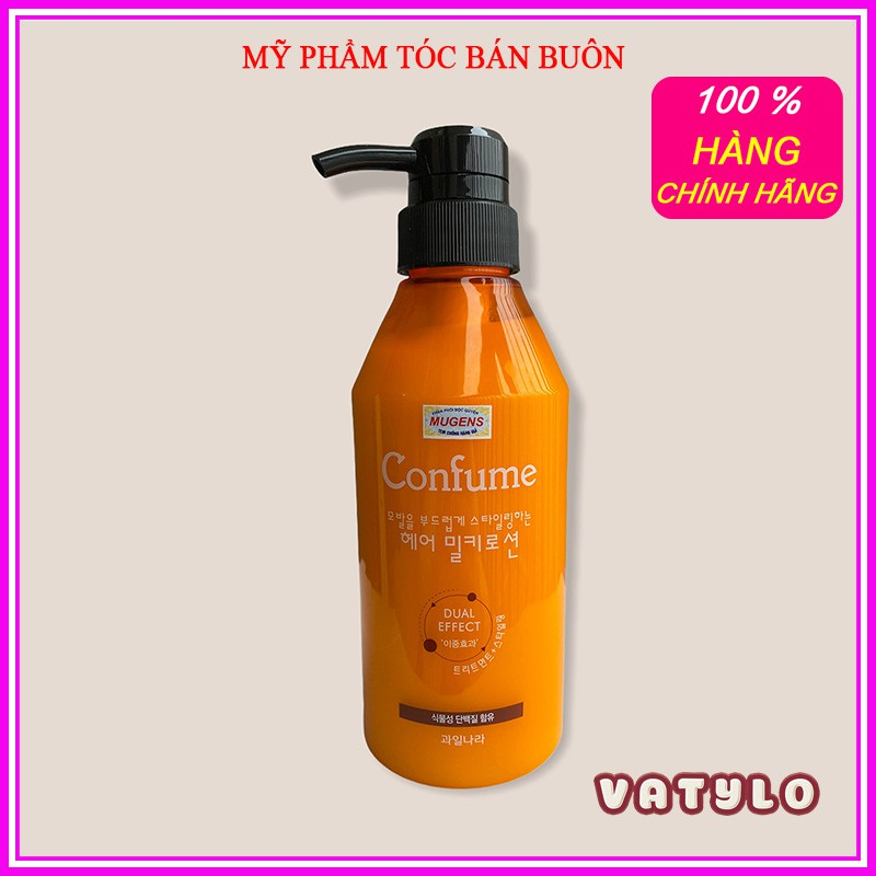 Dầu Xả khô dưỡng và tạo kiểu tóc uốn Confume 400ml [ Hàng Chính Hãng ] CT20