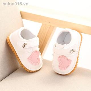 Giày Búp Bê Xinh Xắn Dành Cho Bé Gái Từ 0-2 Tuổi