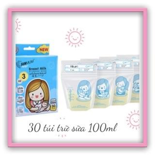 Túi trữ sữa Sunmum baby