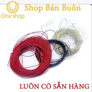 dây dẫ điện sợi nhỏ