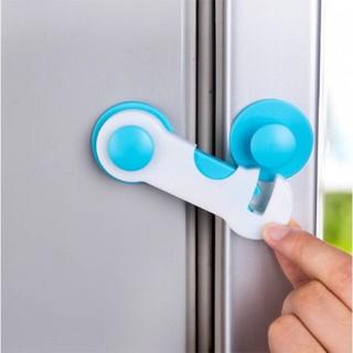 Khóa Tủ Lạnh,Đồ tiện dụng an toàn cho bé yêu (SP000155)