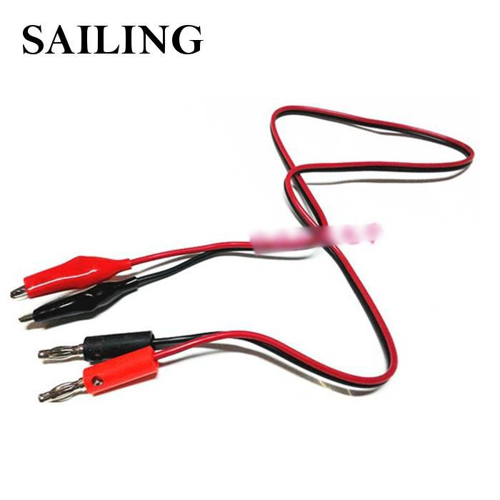 Wondrous Cable 2Pcs Jack To Alligator Clip Wire Banana Plug Experiment Wiring 101 Israstreekradiomeanderfmnl