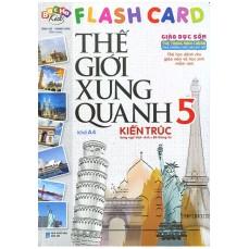 Flash card - Thế giới xung quanh 5