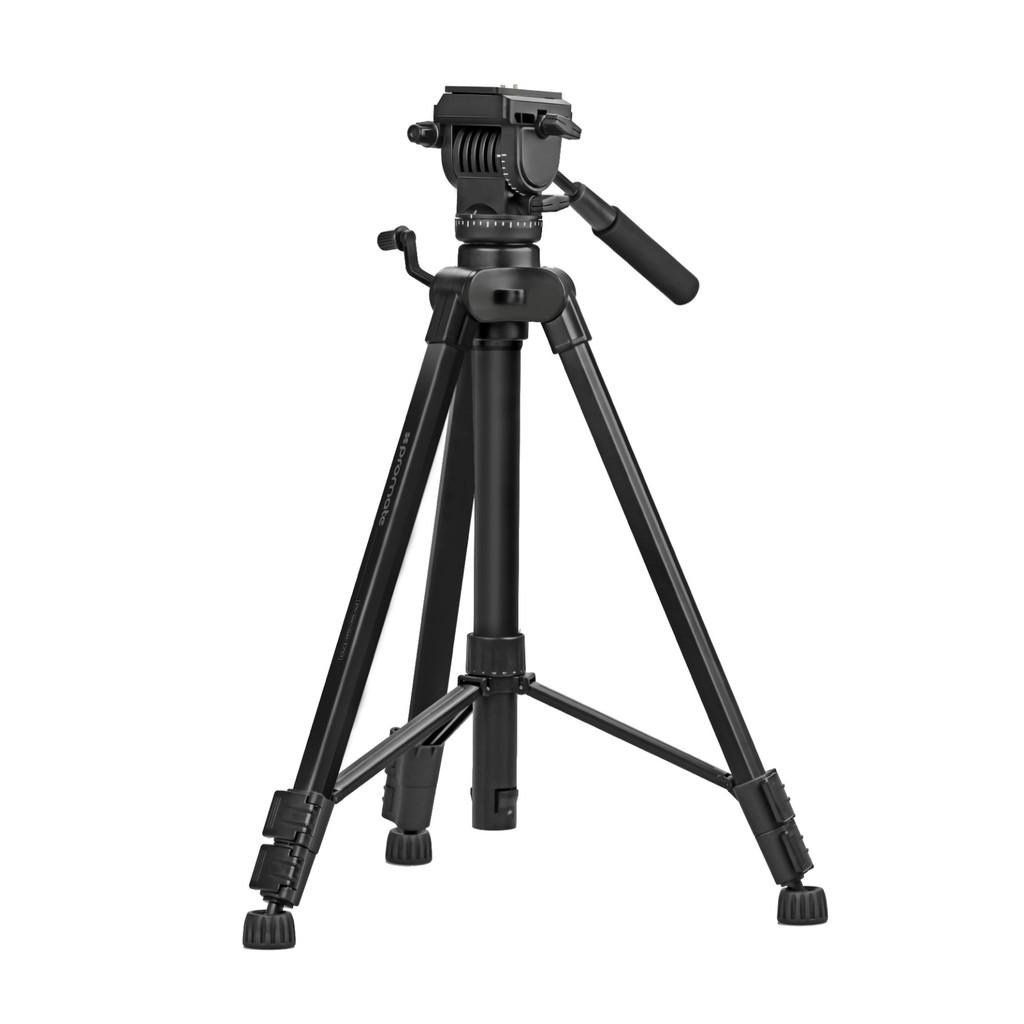 Chân máy-Tripod-Monopod Promate Precise-170 rộng 67-165cm