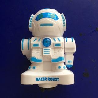 Robot di chuyển có đèn