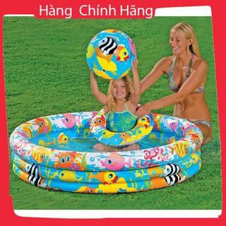 [Hỗ trợ giá] Bể bơi 3 chi tiết cho bé._Đảm bảo chất lượng