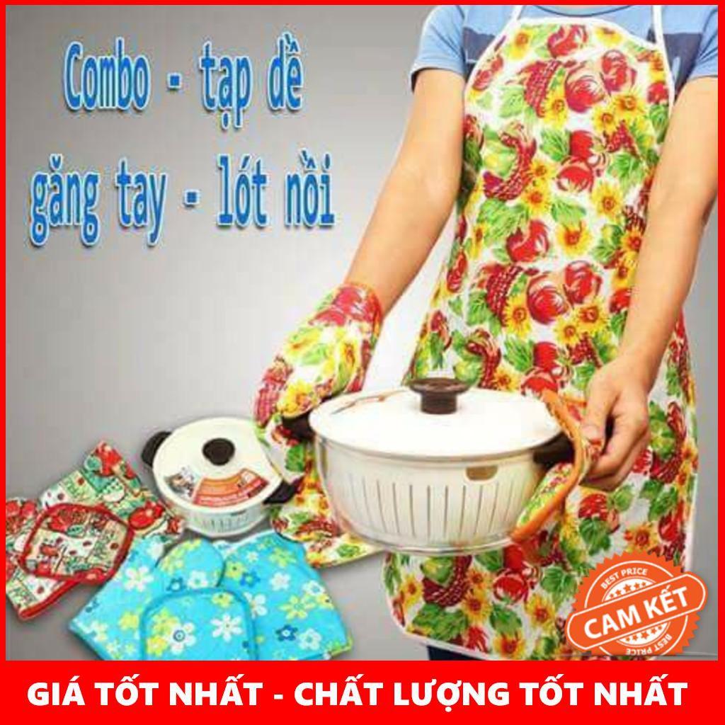 - BẮC TỪ LIÊM Bộ găng tay lót bếp – Găng tay bếp