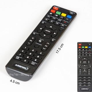 Remote Tivi Asanzo ngắn