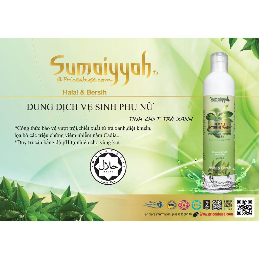 Dung Dịch Vệ Sinh Phụ Nữ Samaiyahh | Shopee Việt Nam