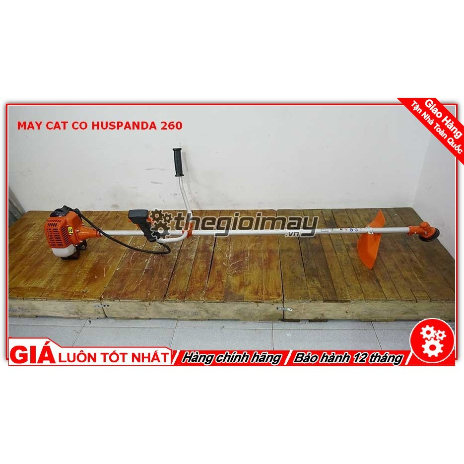 Máy cắt cỏ Huspanda HP260