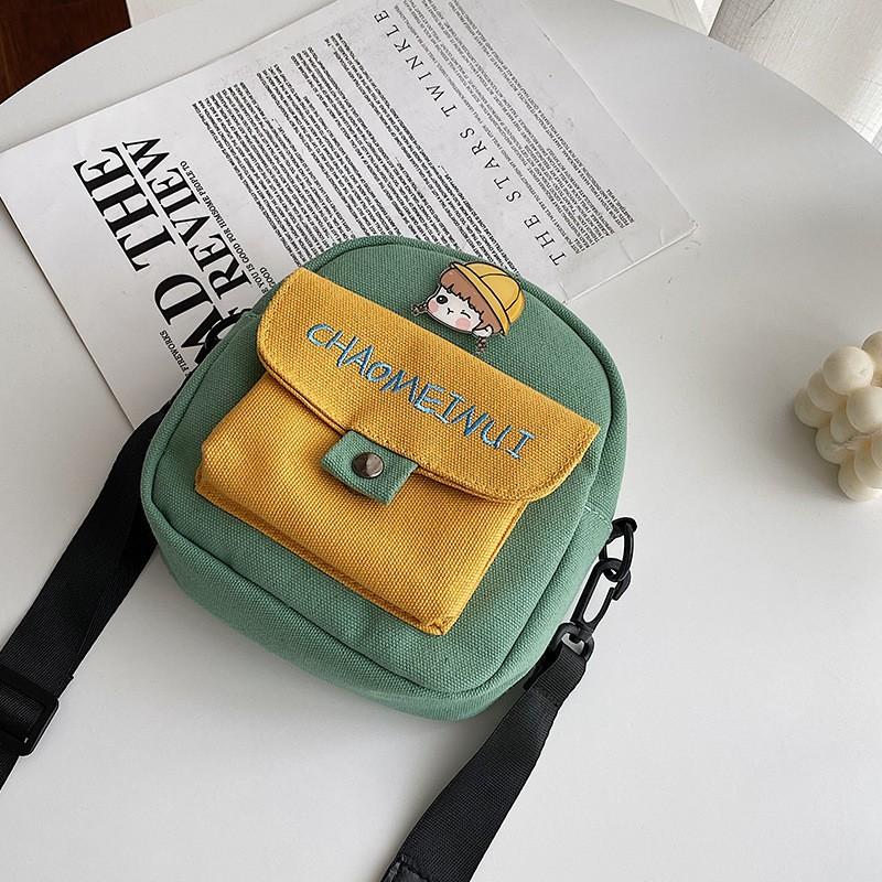 Túi đeo chéo mini thời trang Hàn Quốc siêu đáng yêu