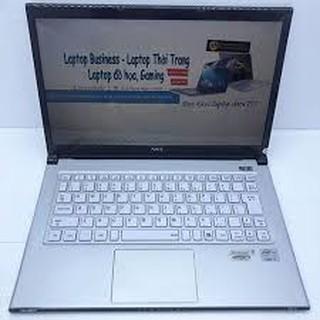 Laptop Nhật bản NEC VersaPro VK18 Core i7, 4gb ram, SSD 128gb, 13.3inch HD+ vỏ nhôm Magie siêu mỏng nhẹ 850gram 800gram
