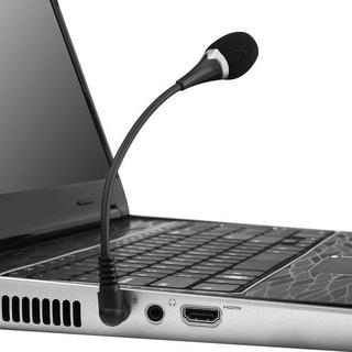 Micro Điện Dung Đầu Cắm 3.5mm Cho Điện Thoại Pc Laptop thumbnail