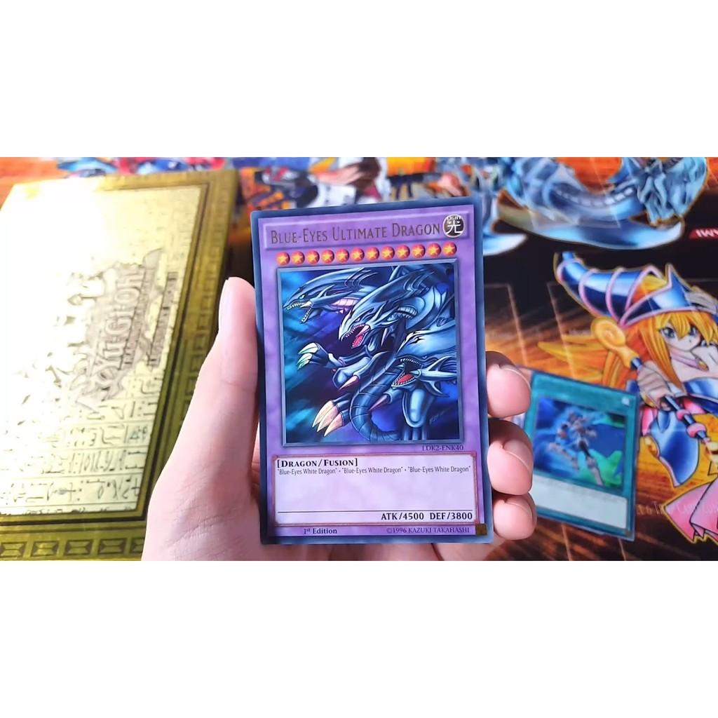 [BÀI IN YUGIOH – BÀI YUGIOH] Bộ bài Legendary deck II: Kaiba