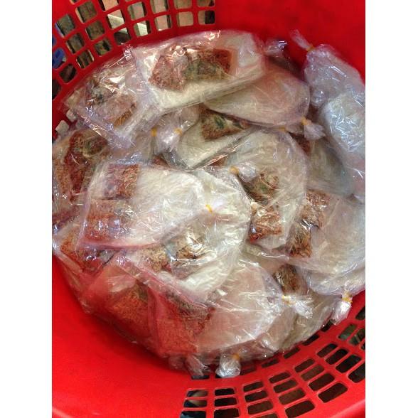 Bánh tráng Muối Tây Ninh - Muối tôm, satế, Tỏi phi (Chính gốc Gò Dầu Tây Ninh)