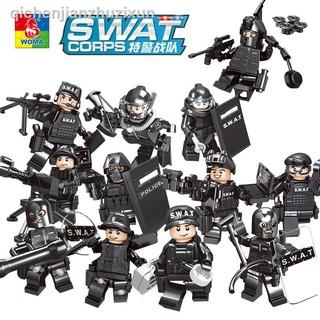 Bộ Đồ Chơi Lắp Ráp Lego Chất Lượng Dành Cho Bé Trai