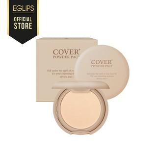 Phấn phủ dạng nén Eglips Cover+ Powder Pact SPF25, PA++ 9g thumbnail