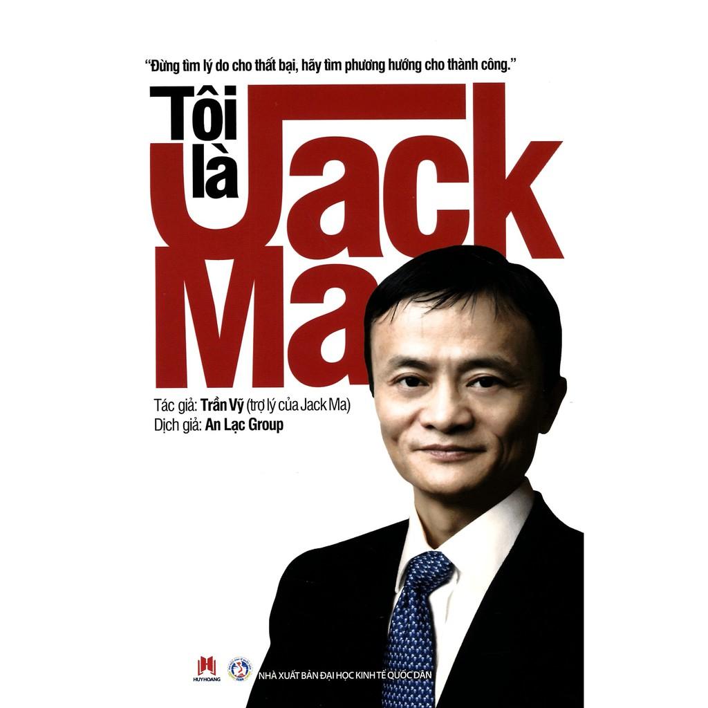 Sách - Tôi Là Jack Ma