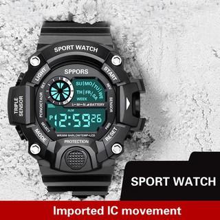 Đồng hồ thể thao nam nữ Spports TT555