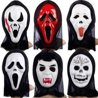 đồ chơi hóa trang mặt nạ macarong mồm máu mã GNH25 Zbán rùi nghỉ