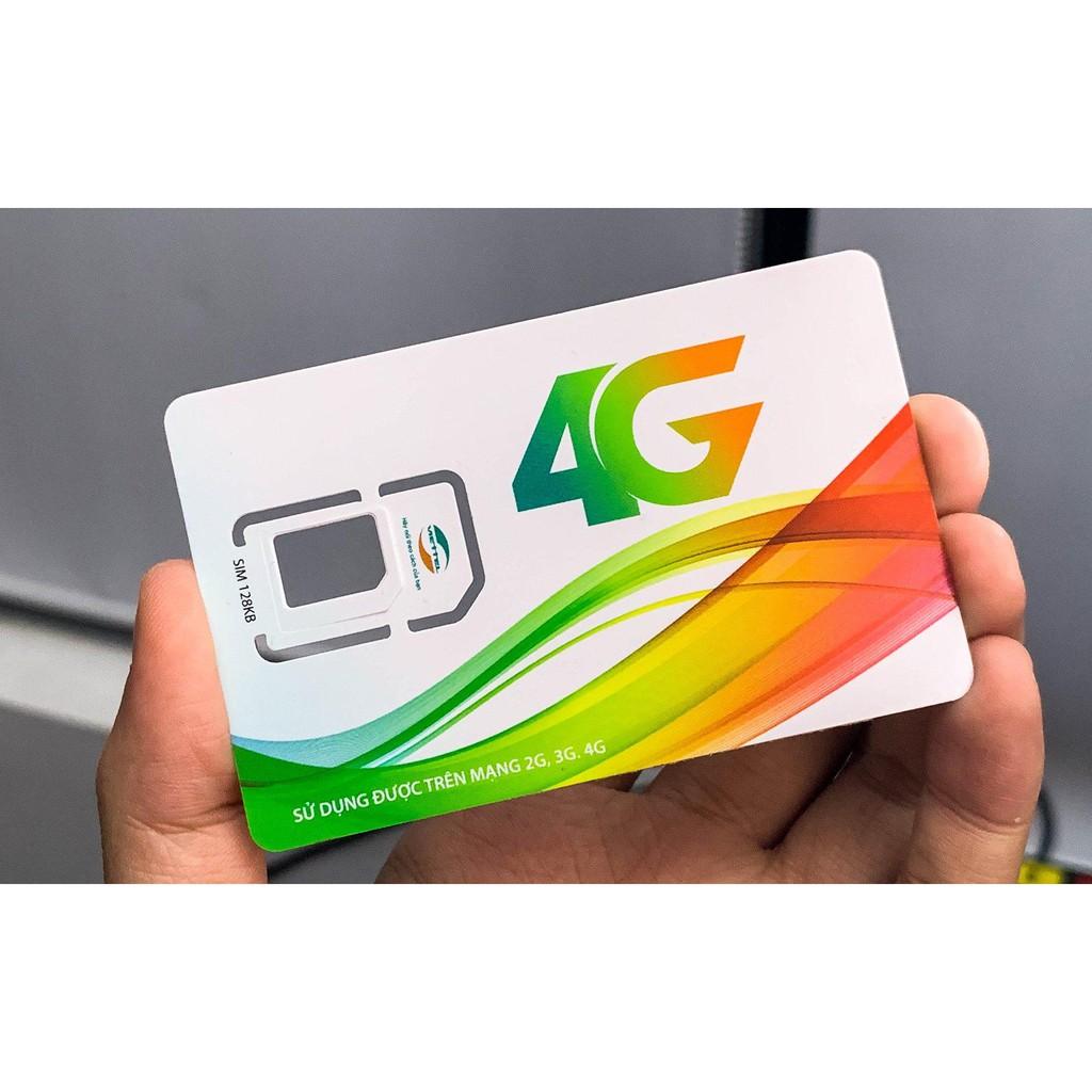 SIM 4G 10 số Viettel MT5C thần thánh tặng 90GB/Tháng (3GB/Ngày), Giá tháng  10/2020