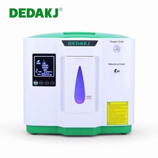 [SẴN HÀNG TP. HCM] Máy tạo Oxy gia đình DEDAKJ DE-1A 7lít, máy thở mini thumbnail