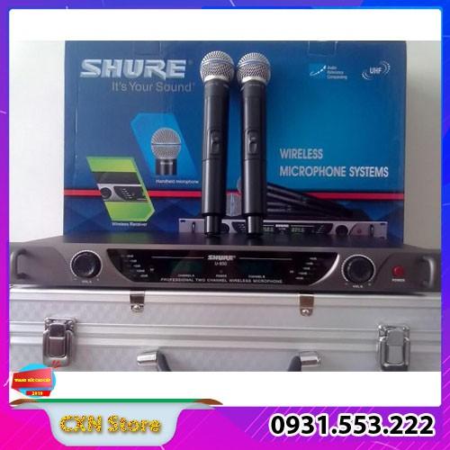 Micro Shure U930