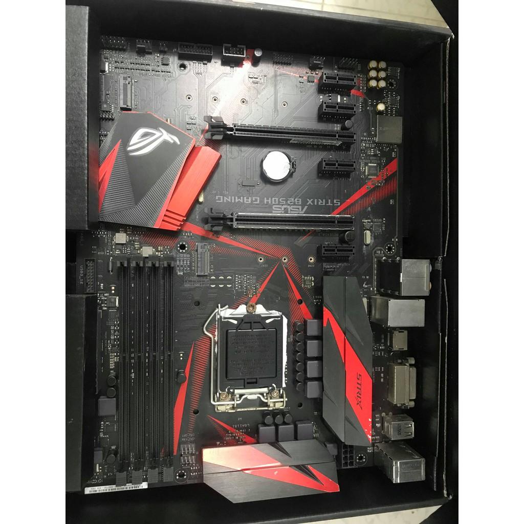 Main STRIX B250H Gaming FULL BOX- BH 1 THÁNG – 1 ĐỔI 1 Giá chỉ 1.000.000₫