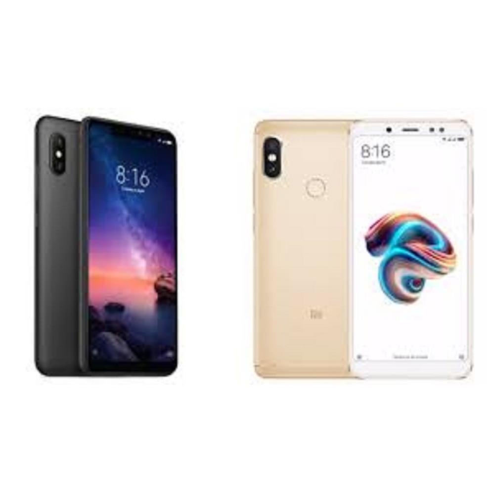 điện thoại Xiaomi Note 5 Pro - Xiaomi Redmi Note 5 Pro 2sim Ram 4G/64G 2sim mới Chính hãng, Chiến PUBG/Free Fire mượt