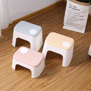 Chất lượng cao nhựa ghế ghế đẩu nhỏ gọn nhà phòng khách phòng tắm phân vuông phân trẻ em phân ghế