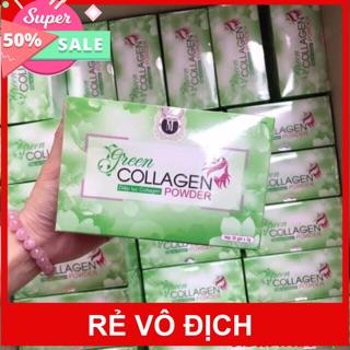 Diệp Lục Collagen Chính Hãng Hộp 30 Gói thumbnail