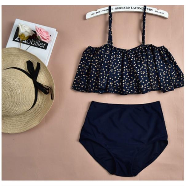 Có sẵn Bikini đi biển siêu cute- kèm hình trải sàn