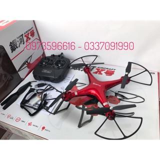 MÁY BAY ĐIỀU KHIỂN TỪ XA DRONE – X10 Cao Cấp ( tặng kèm pin )