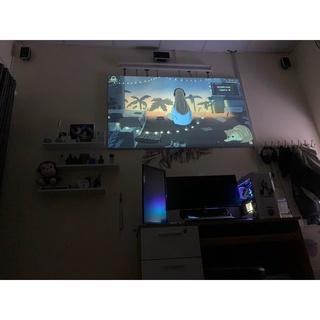 [HCM] Màn chiếu tương phản cao giành cho máy chiếu có độ sáng thấp - size 100inch thumbnail