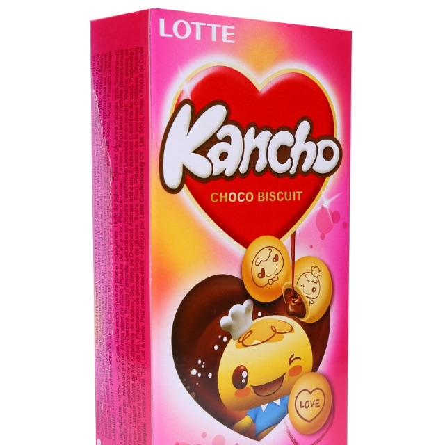 Bánh Kancho Lotte Socola - 2494687 , 732713235 , 322_732713235 , 28000 , Banh-Kancho-Lotte-Socola-322_732713235 , shopee.vn , Bánh Kancho Lotte Socola