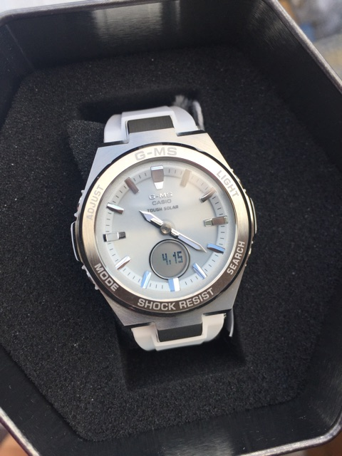 Đồng hồ nữ Casio Baby-G MSG-S200