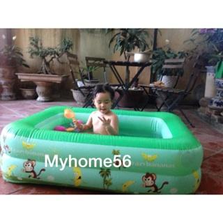 Bể bơi 2 tầng kt 1m15x85cmx35cm thumbnail